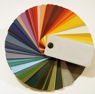 Colori finestre alluminio